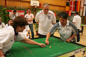 Table Soccer WM Team 2007